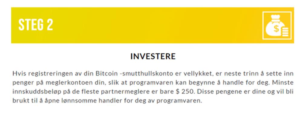 slik investerer du i bitcoin loophole