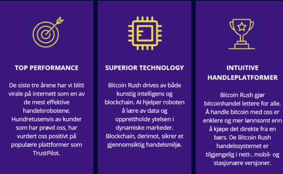 dette får du hos bitcoin rush review