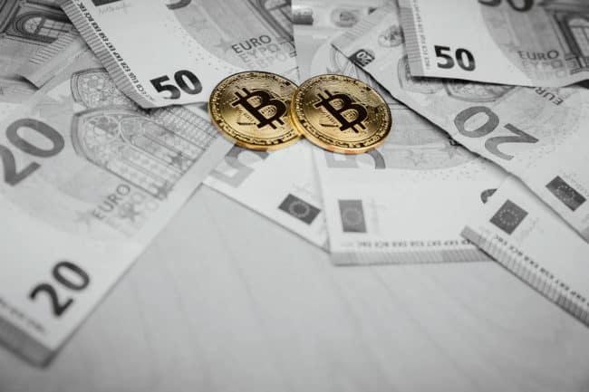 Bitcoin aksjer