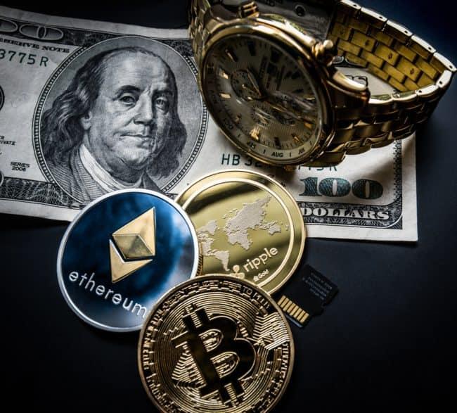 bitcoin exchange krypto
