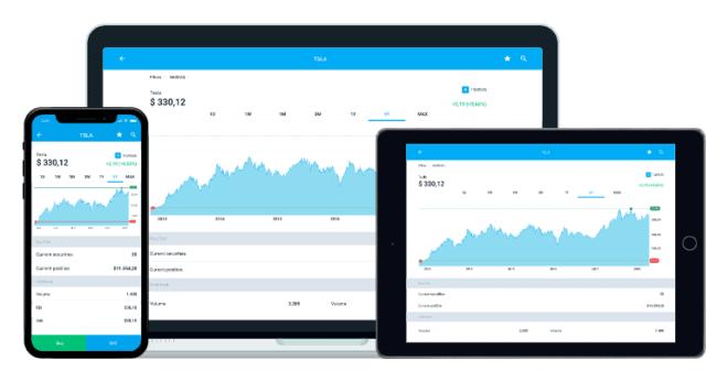DeGiro Plattform