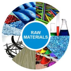 råvarematerialer