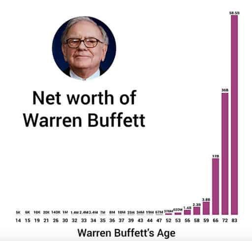 Warren Buffet fortjeneste
