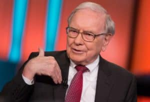 Warren buffett profil