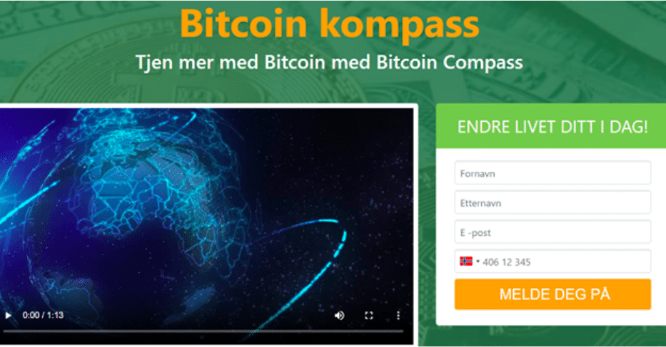 bitcoin compass anmeldelse