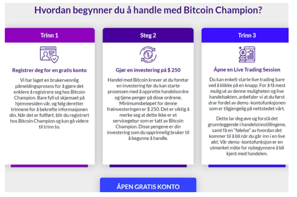 slik kjøper du krypto via bitcoin champion