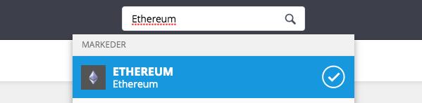 stablecoin ethereum