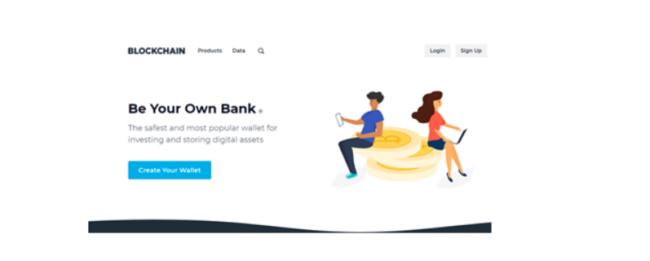 blockchain wallet last ned