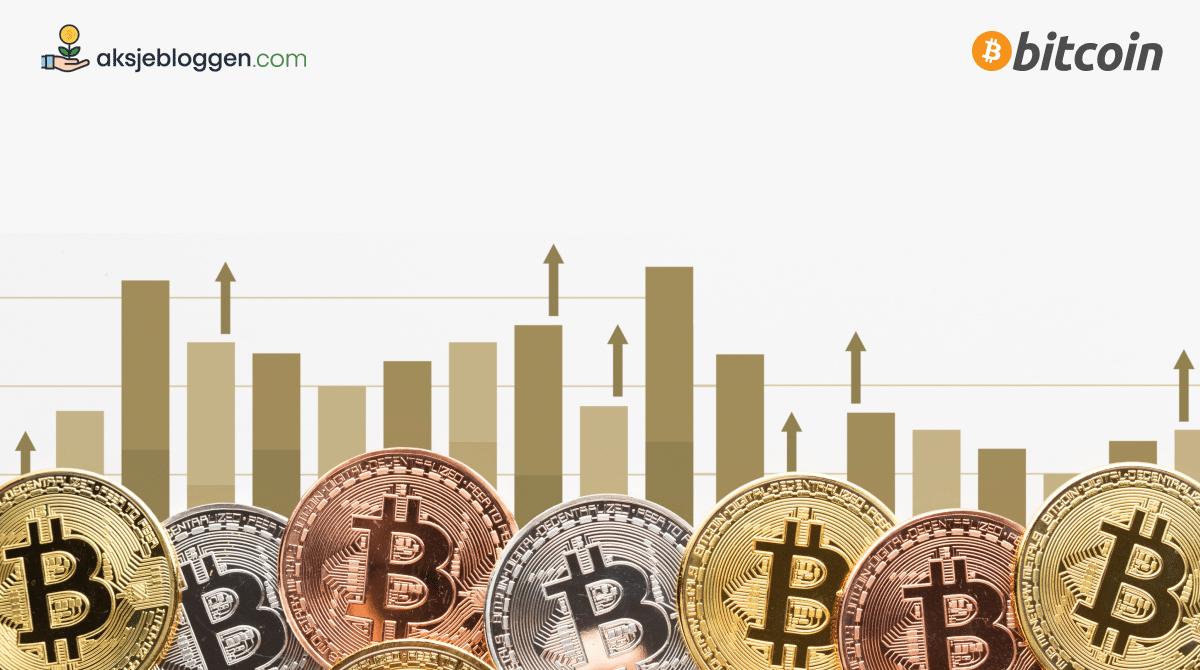 alt om bitcoin vekst