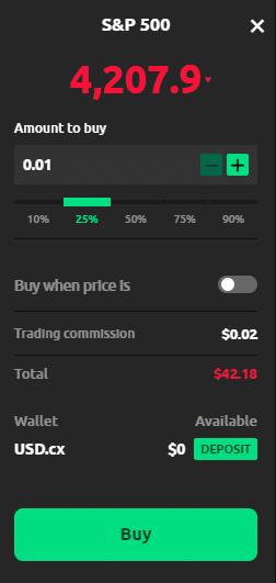 kjøpe tokeniserte indekser