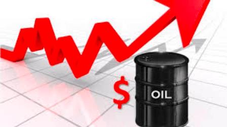 oljeprisene stiger