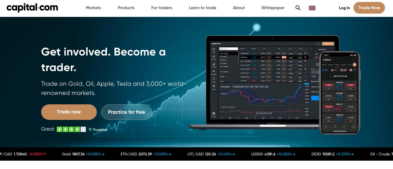 capital registrer profil